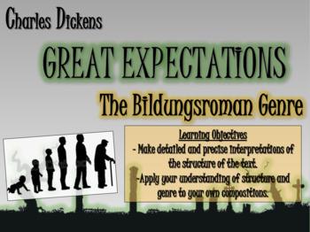 Great Expectations: The Bildungsroman Novel!