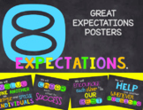 Great Expectations - The Eight Expectations Posters - Class Rules