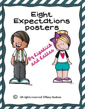 Great Expectations for living posters Freebie