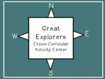 Great Explorers Activity Center