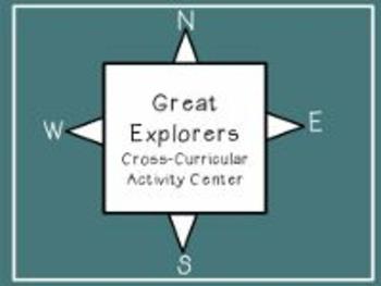 Great Explorers Activity Center