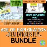 Great Explorers Play Age of Exploration BUNDLE