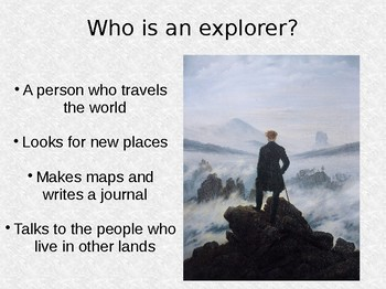 Great Explorers - Presentation 1