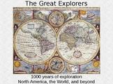 Great Explorers - Presentation 1