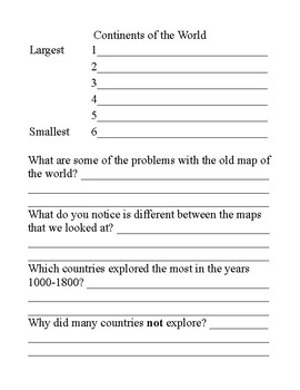 Great Explorers - Student question book and Teacher answer key