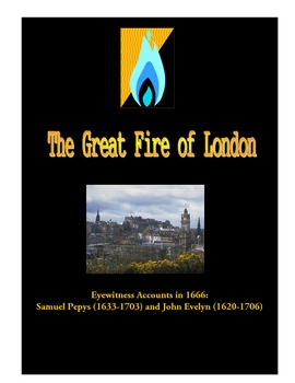 Great Fire of London: Pepys and Evelyn