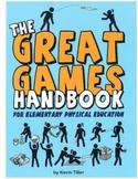 Great Games Handbook By Kevin Tiller!