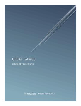 Great Games Indoor & Outdoor