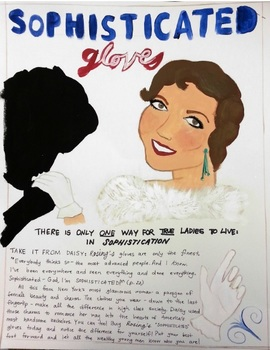 Great Gatsby Advertisement Project