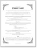 Great Gatsby Background Research - Speakeasy Project