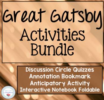 Great Gatsby Bundle