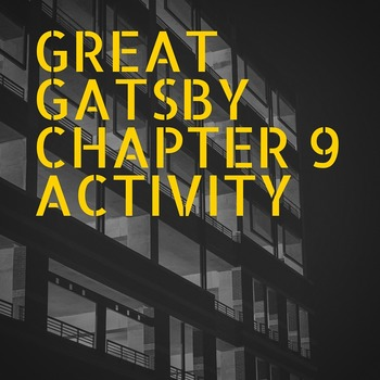 Great Gatsby Chapter 9