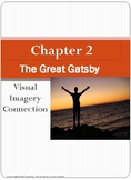 Great Gatsby Chapter 2 VISUAL IMAGERY CONNECTION and ACTIVITY