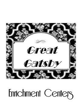 Great Gatsby Enrichment Centers