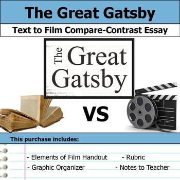 Great Gatsby Film Essay