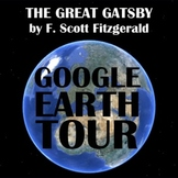 THE GREAT GATSBY - Google Earth Introduction Tour