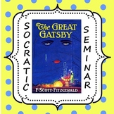 Great Gatsby Group Discussion - Socratic Seminar