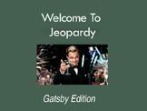 Great Gatsby Jeopardy