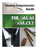The Great Gatsby Reading Comprehension Bundle