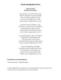 Great Gatsby Relevant Poem Analysis