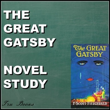 Great Gatsby Text Dependent Questions for the WHOLE BOOK!!!!