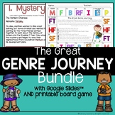 Great Genre Journey Reading Game Bundle