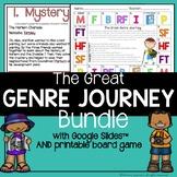 Great Genre Journey Reading Game Bundle