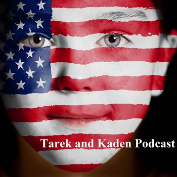 Great Grades in Junior High - Tarek and Kaden Podcast