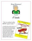 """""""Great Grammar"""" Pronouns 4th Grade Common Core Game"""
