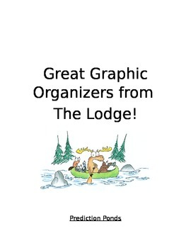 Great Graphic Organizers from THE LODGE!