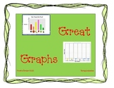 Great Graphing! Tally Charts,  Picture and Bar Graphs worksheets