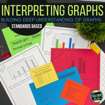 Great Graphs!  A Constructivist Graphing Resource for Grades 3-5