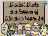 Great Greek and Roman of Literature Poster Set
