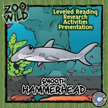 Hammerhead Shark -- 10 Wildlife Resources -- Wild Animal Learning