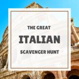 Great Italian Scavenger Hunt