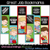 Great Job Bookmarks