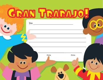great job certificate by kids do teachers pay teachers