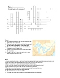 Great Lakes Crossword Puzzle