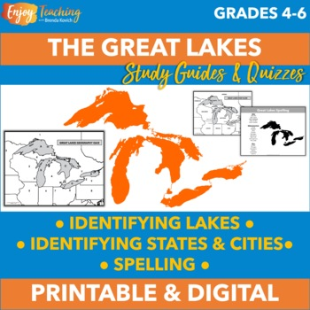 Great Lakes Geography