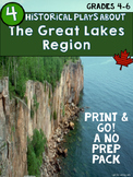 Historical Plays About: The Great Lakes Region