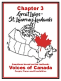 Great Lakes-St. Lawrence Lowlands - Chapter 3 - Voices of Canada