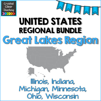 Great Lakes State Region Bundle