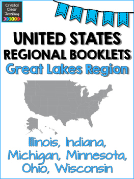 Great Lakes States Region Booklet