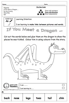 Great Little Readers - If You Meet a Dragon