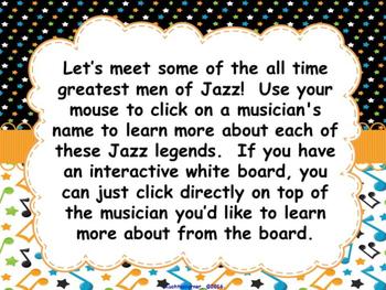 Great Men of Jazz - PDF Edition