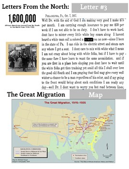 Great Migration - Primary Source