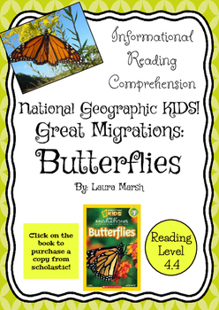 Great Migrations: Butterflies - National Geographic Kids!