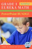 Great Minds Eureka Math - Grade 1 PowerPoint BUNDLE