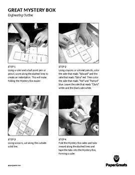 Great Mystery Box Science Inquiry Activity