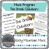 Great Outdoors Music Program